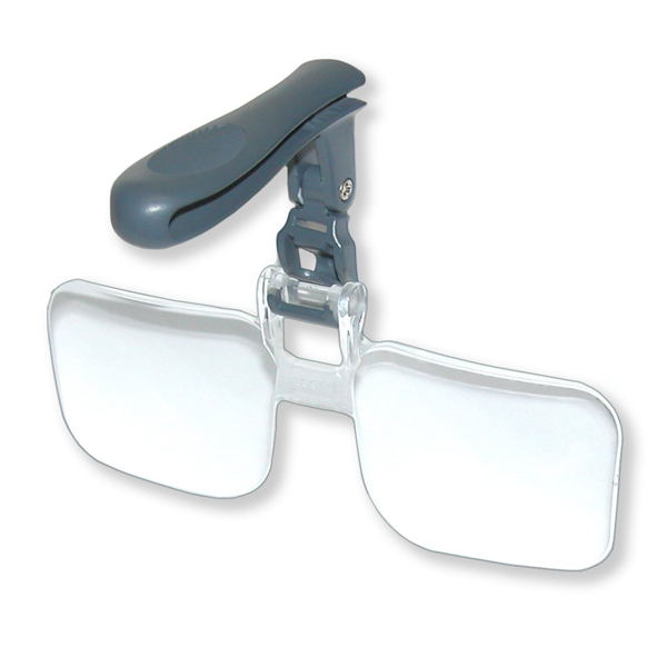 clip on magnifying aids magnifiers magnifying glasses