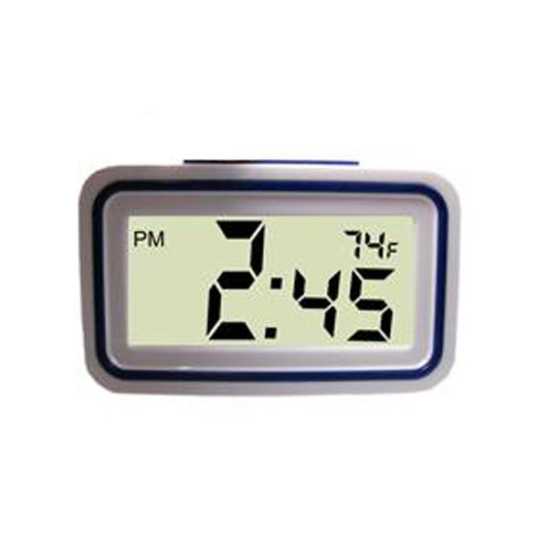 low vision clocks talking clocks voice activated clocks. Black Bedroom Furniture Sets. Home Design Ideas