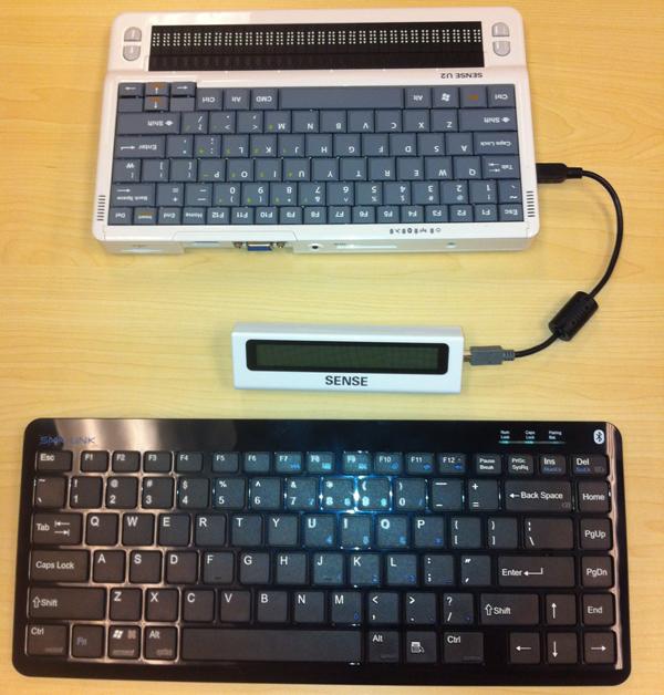 Voice Sense Portable Pda And Qwerty