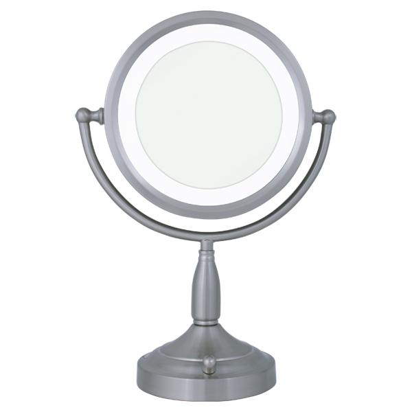 Good Mat Lipstick Large Magnifying Makeup Mirror