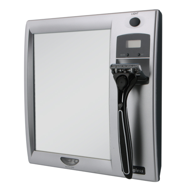 magnifying mirrors. Black Bedroom Furniture Sets. Home Design Ideas