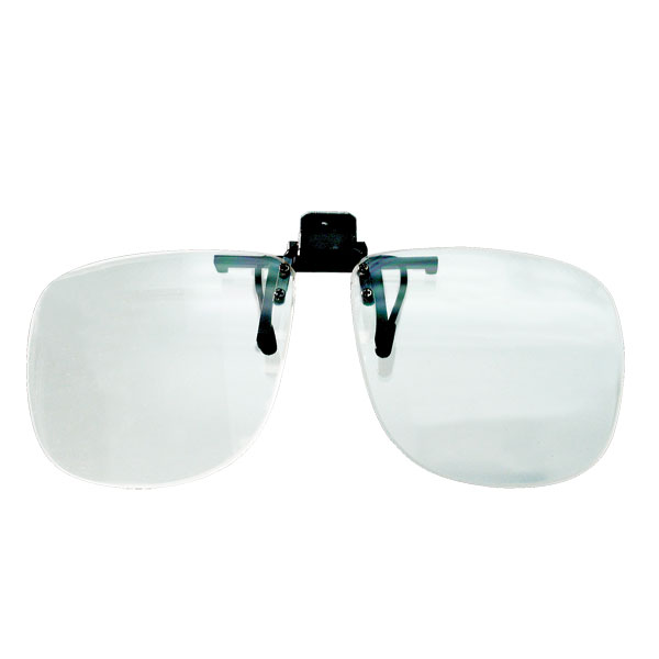 40 d walters full frame clip on magnifying reading glasses