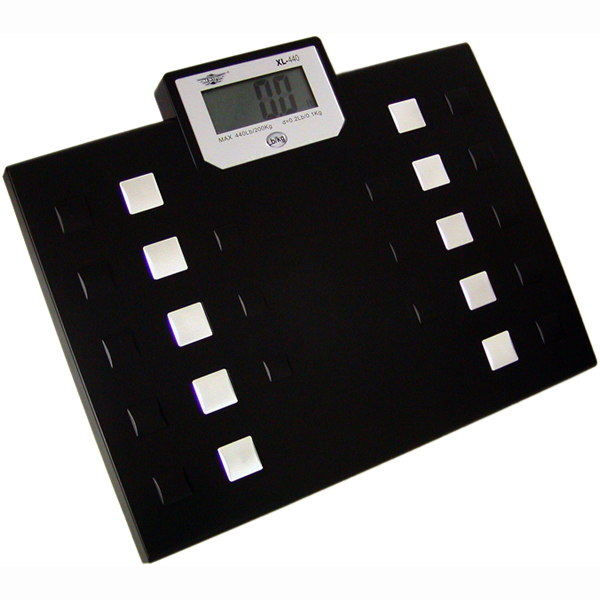 Incroyable Phoenix Superior Talking Bathroom Scale XL550   English