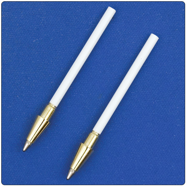 Ring Pen Writing Pen Refills Blue Ink Package Of 2