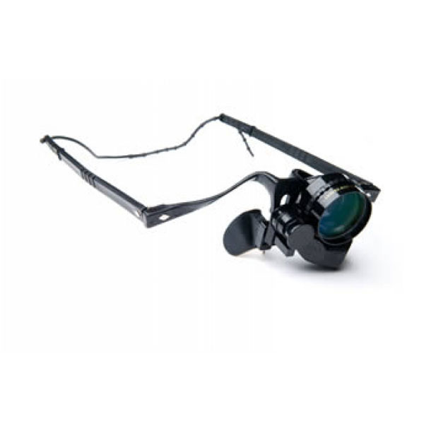 c486fb214cd Beecher Mirage Binoculars Glasses 5.5 x 25 - Left Eye Only