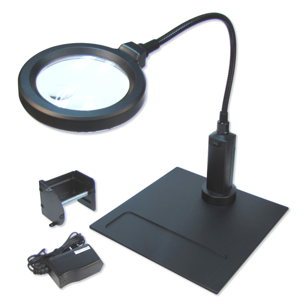 Clamp Magnifiers : Magnifying Aids, Magnifiers, Magnifying Glasses ...