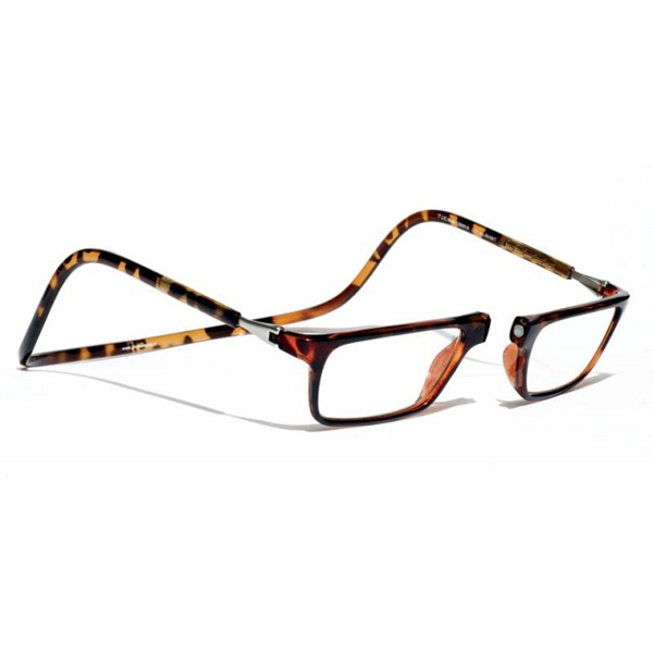 975a7aec3cdc ... Diopter Magnetic Reading Glasses  Executive - Tortoise Click to Enlarge