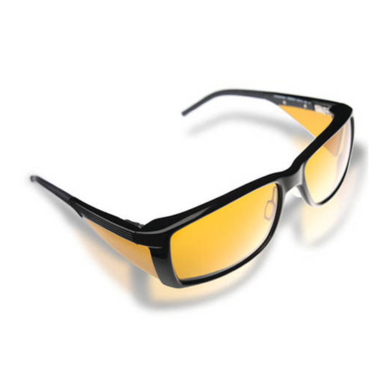 Mens Yellow Frame Sunglasses : Eschenbach wellnessPROTECTION Sunglasses - Mens Frame ...