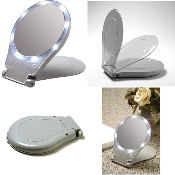 Floxite 10x Lighted Magnifying Mirror Mirror Ideas