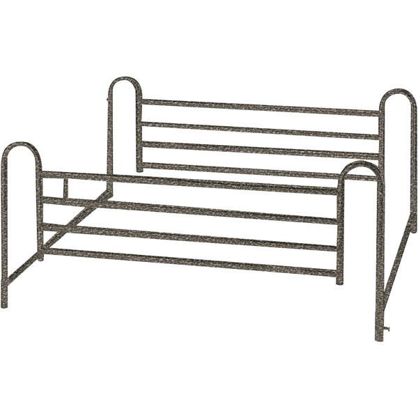 Full Length Bed Side Rails