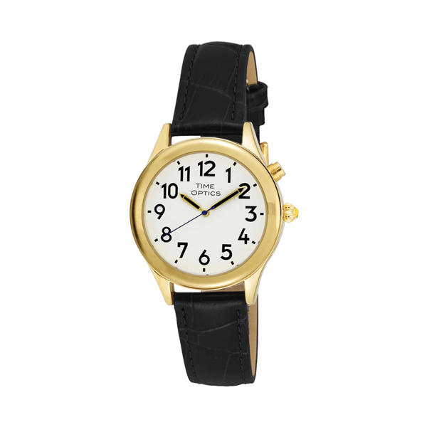 Ladies Big Digit Talking Watch - For The Visually Impaired ...