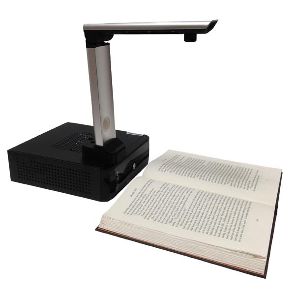 Ocr Reader Portable Low Vision Reading