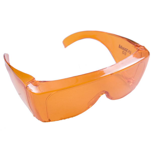 Orange Sunglasses  u60 uv shield sunglasses 49 orange style universal fitovers