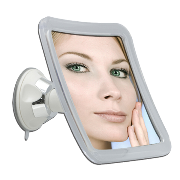 Zadro 10x Zswivel Power Suction Cup Magnifying Mirror